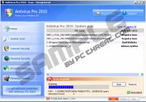 Antivirus Pro 2010