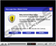 Video ActiveX Codec
